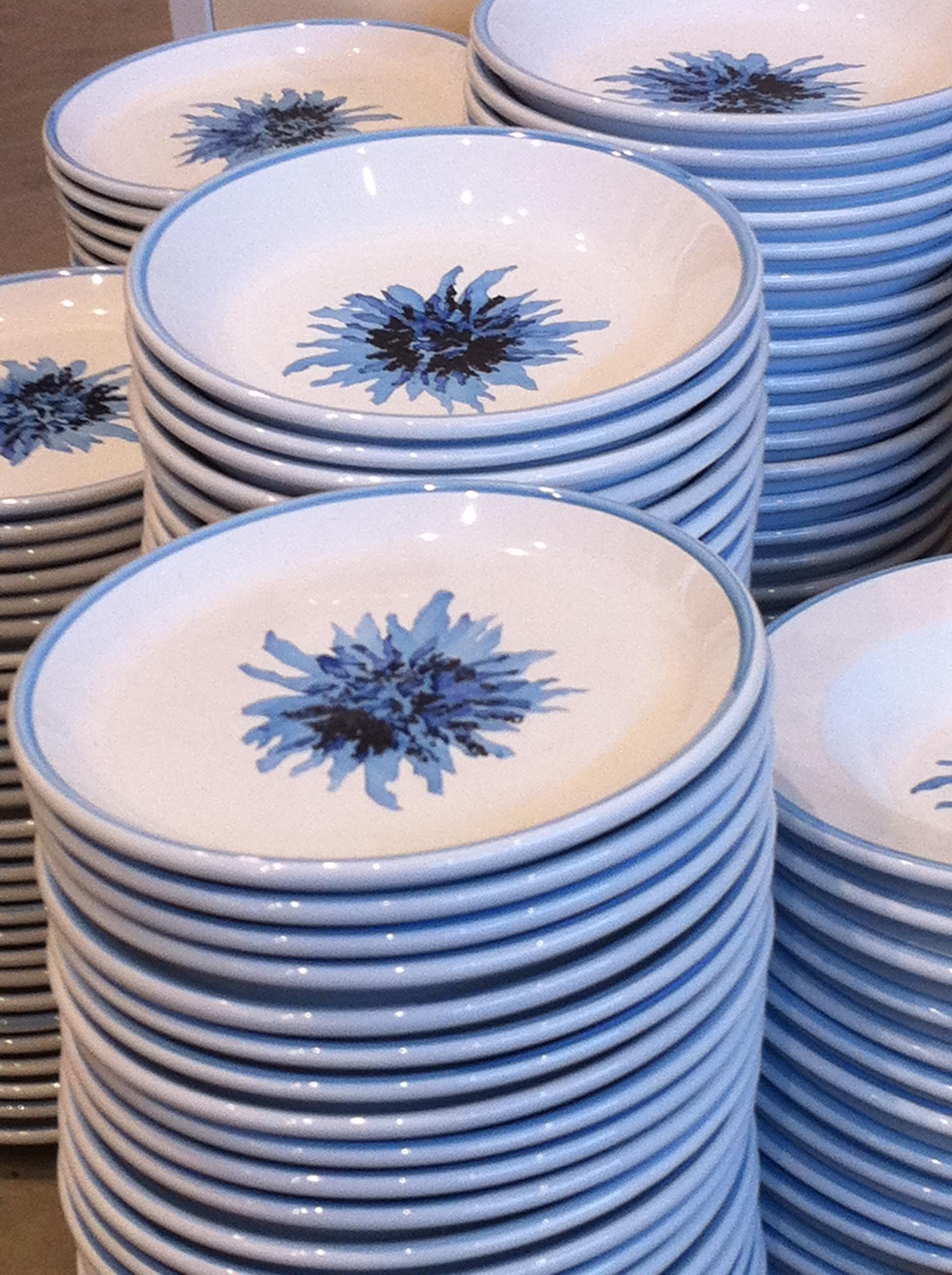 Caleca Ceramiche The Cinquecento Project