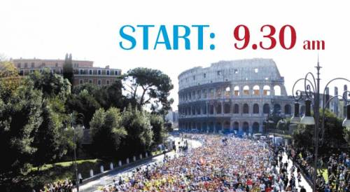 roma maratona 2013